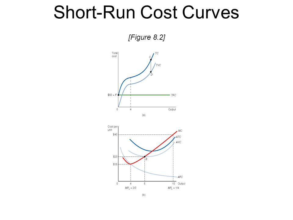 Short-Run Cost Curves [Figure 8.2]